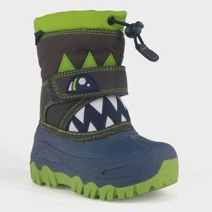 Toddler Boys' Bernardo Wolf Winter Boots -Cat&Jack